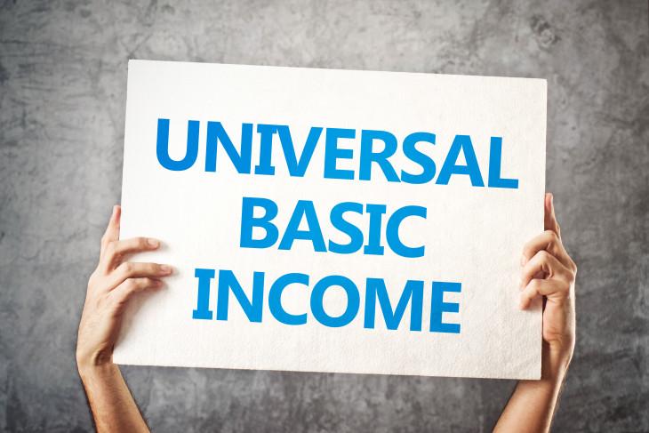 Universal basic incomeconcept